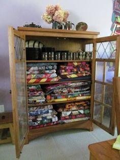 quilt storage