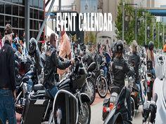 2015 Harley-Davidson Event Calendar