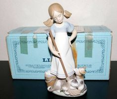 Lladro Playful Kittens 5232 Retired Porcelain Figurine Flawless w Original Box | eBay