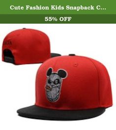 Cute Fashion Kids Snapback Cap And Hat For Children Sports Hip Hop Baseball Bone Child Summer Hiphop Snap Back. Most of Hats use for real fashion accessory. Beginner Hats is popular for girl and Women's but nowaday Hats is also popular for boy and men. Hats can keep warm in winter very well. Beautiful Style Vintage of Hats.