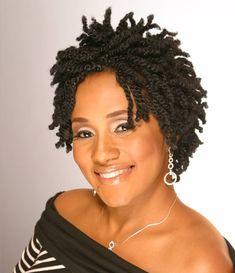 Short Nubian Twist Hairstyles | SEALIN TWISTS ENDS??? - Black Hair Media Forum - Page 1