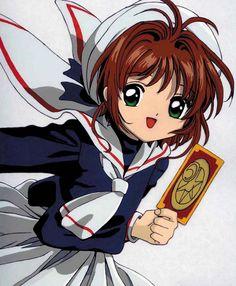 Cardcaptor Sakura by Dre-Artwork on DeviantArt Cardcaptor Sakura, Sakura Card Captor, Syaoran, Old Anime, Manga Anime, Nara, Cosplay Sakura, Xxxholic, Otaku