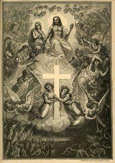 Christ Tattoo, Jesus Tattoo, Religious Pictures, Jesus Pictures, Catholic Art, Religious Art, Archangel Tattoo, Religious Tattoos, Ange Demon