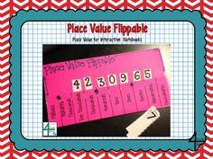 Place Value Flippabl