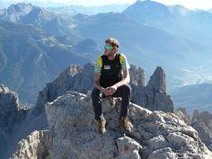 Itinerari di scialpinismo: #Tacca del Cridola, http://www.cridola.altervista.org/