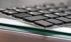 Apple patenta un teclado táctil que podría sustituir los touchpads