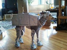 Imperial AT-AT Walker?  bitch, please.