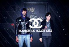 the cool kids. black leather jacket blue sweatshirt combo w light denim.