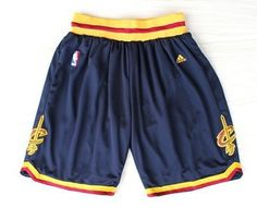 Cleveland Cavaliers Navy Blue Short