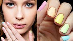 colori smalto estate 2021 unghie forma quadrata colore giallo Estate, Manicure, Shape, Nail Bar, Nails, Polish, Manicures, Nail Manicure
