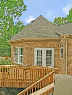 Country deck | Plan 016D-0002 | House Plans and More
