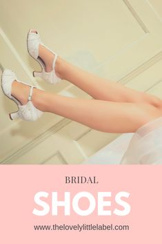 The Lovely Little Label Lace Bridal Shoes, Gold Wedding Shoes, Wedge Wedding Shoes, Bridal Sandals, Umbrella Wedding, Wedding Umbrellas, Vintage Style Shoes, Velvet Shoes, Bridal Robes