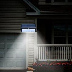 550lm 38 LED Waterproof PIR Motion Sensor Solar Power Outdoor Security Lamp