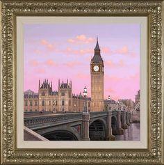 Holiday Promo: 500 Under $5,000 – Martin Lawrence Galleries Victorian London, Art Prints For Sale, Sacred Art, Big Ben, Art Photography, Original Paintings, Around The Worlds, Scene, Martin Lawrence