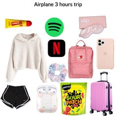 Road Trip Packing List, Road Trip Hacks, Packing Tips For Travel, Teen Winter Outfits, Cute Lazy Outfits, Travel Bag Essentials, Road Trip Essentials, Teen Trends, Teen Life Hacks