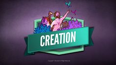 Story of Creation Kids Bible Lesson: In this wondrous kids lesson your class will be taught the creation Bible story. Focusing on Genesis 1-2 the creation story is brought vividly to life from the creation of the world to the creation of Adam and Eve. This creation Bible lesson for kids makes a great addition to your Sunday school teaching. Enjoy the accompanying Q&A, memory verse and more.