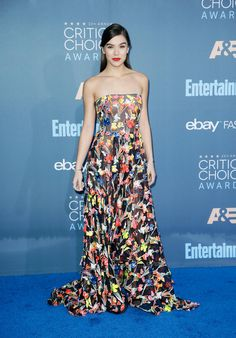 Hailee Steinfeld 2016 Critics' Choice Awards