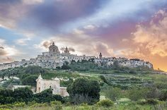Mdina, Malta | Mdina (Great Sept of Baelor) is an ancient city filled with rich history and culture. It's known for being the home to the Apostle St. Paul after he shipwrecked on the islands over 4,000 years ago.
