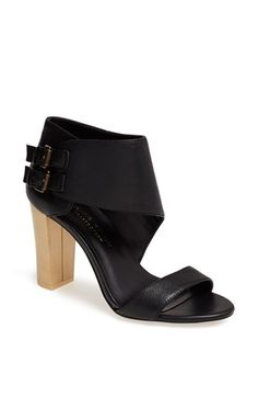 Well done at an amazing price. Sole Society by Julianne Hough 'Tamia' Leather Sandal available at #Nordstrom