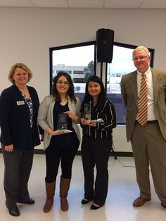 Tellers of the Year - Leslie Lira & Adriana Reyes Congratulations to our 2016 MyCo Winners! We are so proud of our employees and their hard work and dedication to our members! #midlandtexas #midlandtx #midlandcounty #ectorcounty #odessatx #odessatexas #banking #creditunion