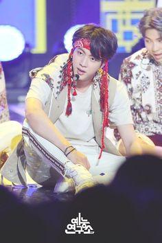 Kim Seok Jin❤❤ || [180908] Music Core #IDOL #BTS #JIN