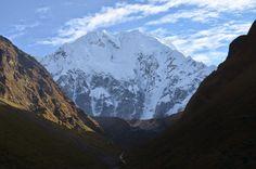 Salkantay Trek jusqu'au Machu Picchu