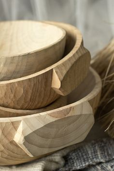 Stay rough!!   wooden bowls