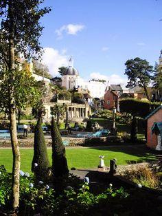 Gardens, Portmeirion