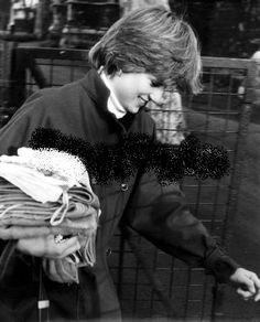 Lady Diana  -  Année 1981