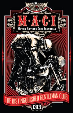 M.A.C.I by raditara, via Behance