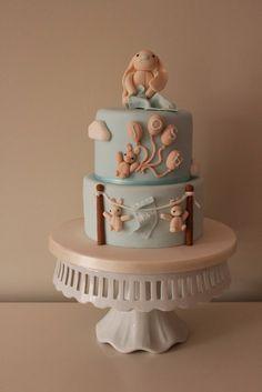 bunny cake...so adorable