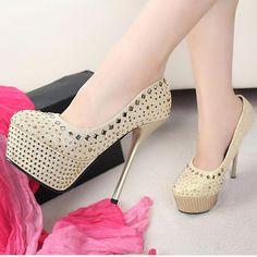 0a426252f high heels 2013 4 Black High Heels  heels  high heel shoes  Blackhighheels  Trendy