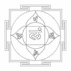 Lady Betwixt: Mandalas dos Chacras para pintar