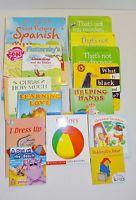 NICE LOT OF 15 CHILDREN BABY TODDLER PRESCHOOL BOARD BOOKS