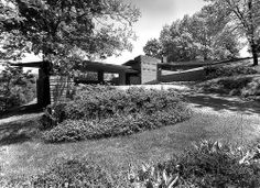 William B. and Mary Shuford Palmer House (1951) Frank Lloyd Wright