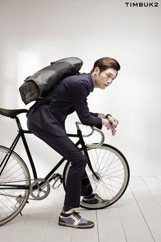Kim Ah Joong, Han Ji Min, Seo Kang Jun, Picture Comments, Baby Strollers, Korean, Singer, Actresses, Actors