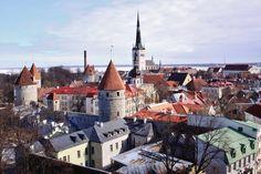 Maravillosa Estonia.