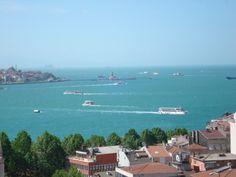 Istanbul Apartment rental: Bosphorus Sunlight