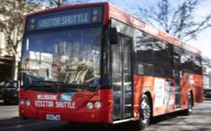 Day 5:  Melbourne, Australia Free Visitor Shuttle -- 90 minute route with 13 stops  (pdf map link here)