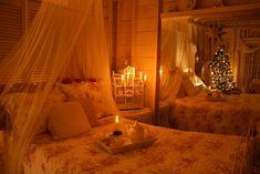 Cosy Christmas cabin