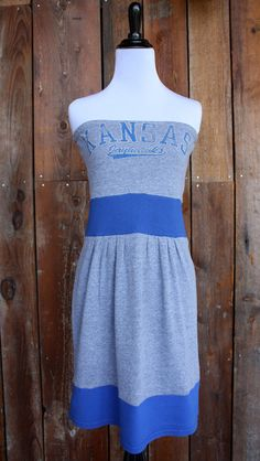 Kansas Jayhawks dress