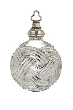Waterford® Crystal 2010 Times Square Ball, Christmas Ornament, 3rd Edition Waterford 2010: Let There Be Courage, Ribbon  Z