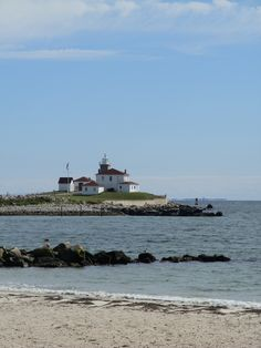 Watch Hill, Rhode Island.  One of my favorite lighthouses.