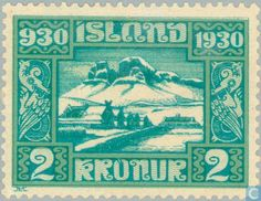 Stamps - Iceland - Allthings