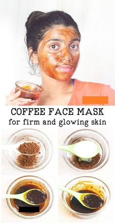 Using a coffee face mask can make your skin healthy, glowing and youthful. It is a great natural and chemical-free skin care remedy. Lotion, Natural Beauty Tips, Natural Skin Care, Natural Things, Skin Care Regimen, Skin Care Tips, Beauty Skin, Health And Beauty, Coffee Face Mask