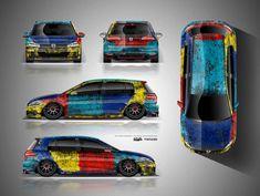 The approved Harlekin full wrap design for VW Golf 7 👍 Design by TTStudio.ru ✍️ #ttstudioru #folienfx #vw #golf #vwgolf #vag #harlekin #cracked #oldlook #dirtydesign #dirtylook #usedlook #worn #low #deep #wrapped #carwrap #wrapping #wrap #carwraps #vinylwraps #carwrapping #vinylwrap #design #desingforcar #carwrapdesign #wrapdesign #folie #foliedesign #foliecardesign
