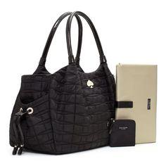 03071b3a70c Diaper Bags for Stylishly Modern Moms. Kate Spade ...
