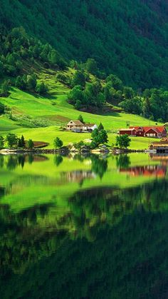 Escocia y sus paisajes verdes