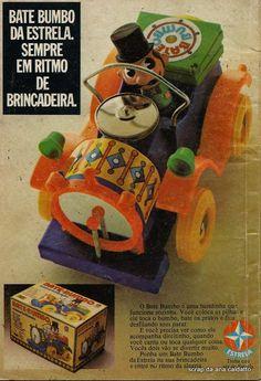 Bate Bumbo : Brinquedos 1980