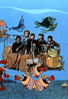Bedknobs and Broomsticks! One of my favorite movies